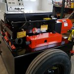 Rebuilt used tractor dyno by Dyno Tech Services