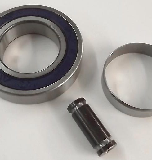 Bearings, Connectors, and Sleeves - Tractor PTO dyno parts