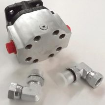 Hydraulic Pump & Hydraulic Fittings - Parts for tractor pto dyno